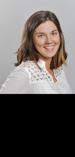 Portrait Laurie Coudert, consultante pôle conseil RH